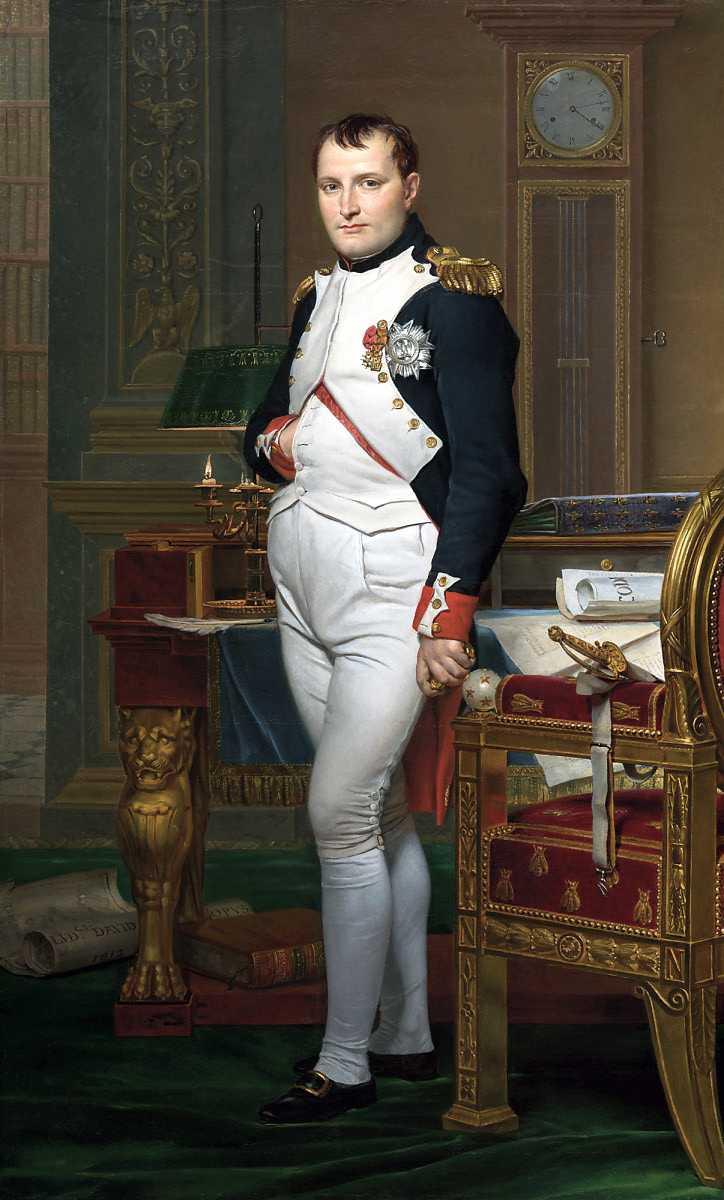 Napoleon-dans-son-cabinet-de-travail-Jacques-Louis-David-1812-02
